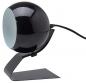 Design tischlampe olga metall kugellampe mit textilkabel for Tisch kugellampe design