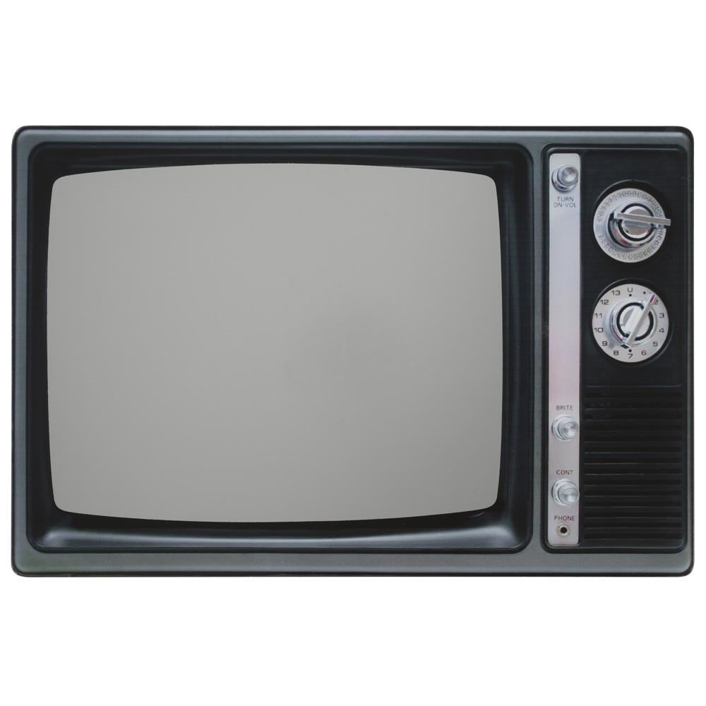 Spiegel tv wandspiegel mit 70er jahre fernseher motiv kramsen for Spiegel tv vom sonntag