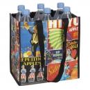 Flaschentasche Shopping 50er Jahre