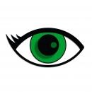 Kleiderhaken Garderobe Auge