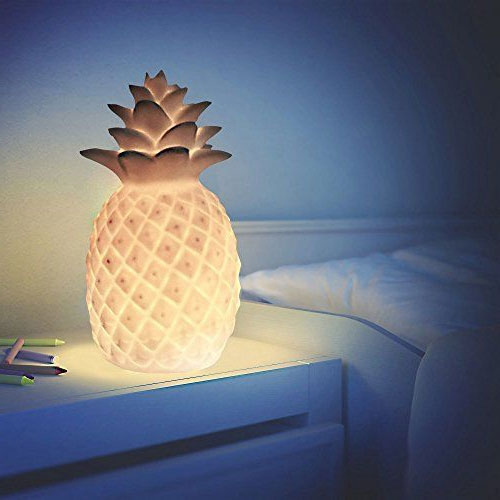 Ananas Led Lampe Nachtlicht Warmweiss Deko Leuchte Kramsen