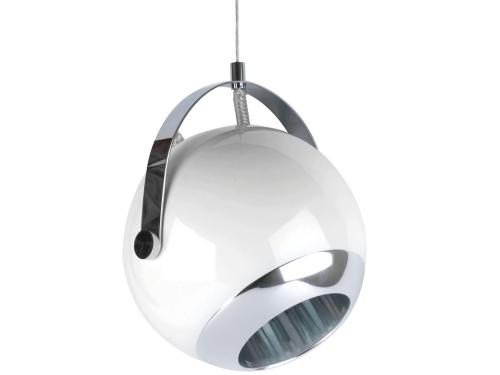 Die 60s space age kugellampe als pendelleuchte kramsen for Tisch kugellampe design