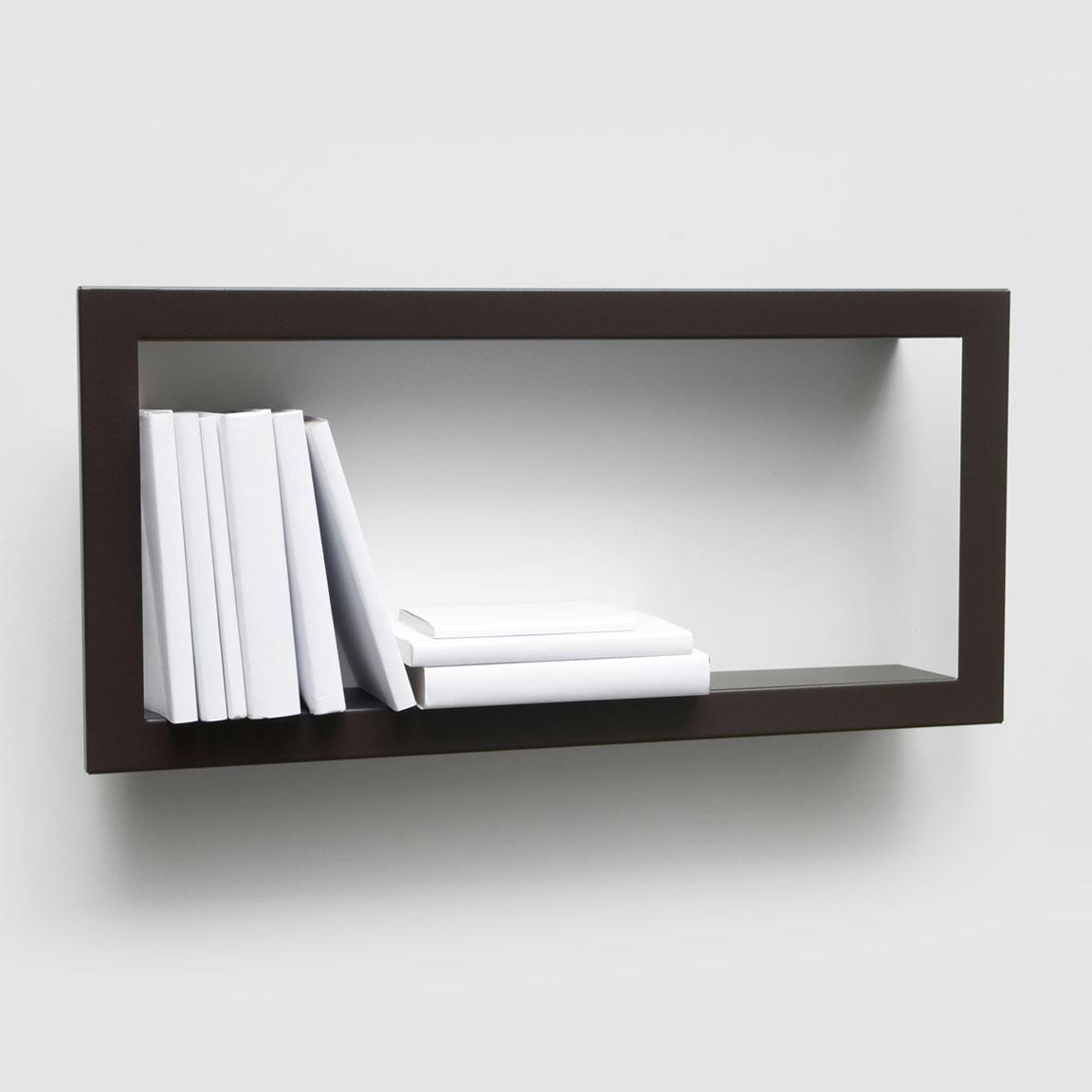 b cherregal largestick der rahmen f r ihre b cher kramsen. Black Bedroom Furniture Sets. Home Design Ideas