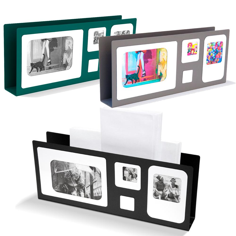 Briefhalter und magnetische Bilderrahmen in tollem Design für Ihren ...